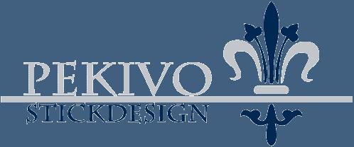 Pekivo Stickdesign - Stick & Stickerei für Textilien, Poloshirts, Kappen etc.